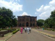 Museum at Golgumbaz. Bijapur Karnataka Stock Image