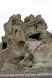 Museum Goreme för öppen luft i Cappadocia Royaltyfri Fotografi
