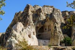 Museum Goreme för öppen luft, Kapadokya, Turkiet Royaltyfri Fotografi
