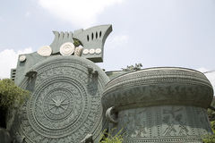 Museum of Guangxi Stock Photos