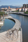 Museum Guggenheim Bilbao Royalty Free Stock Images