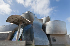 Museum Guggenheim Bilbao Stock Photos