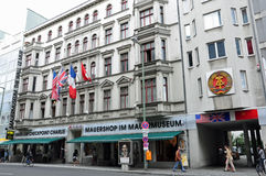 Museum Haus am Checkpoint Charlie Royalty Free Stock Photo