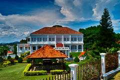 Museum head of state Melaka Royalty Free Stock Image