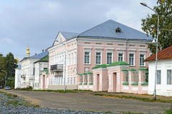 Museum of History and Culture in Veliky Ustyug Royalty Free Stock Photo