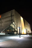 Museum of the History of Polish Jews in Warsaw Royalty Free Stock Photo