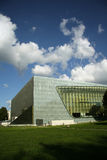 Museum of the History of Polish Jews in Warsaw (Po Royalty Free Stock Photography