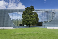 Museum of the History of Polish Jews in Warsaw, Poland Royalty Free Stock Image