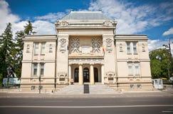 Museum of History  in Targoviste , Romania. Stock Images