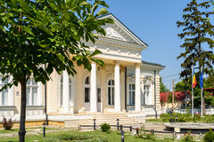 Museum Of History Teodor Cincu In Tecuci Royalty Free Stock Image