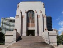 The museum in hyde park,sydney,australia Stock Photos