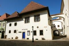Museum i Kosice. Royaltyfri Bild