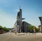 Museum i Montreal Arkivbild