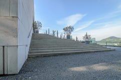 Museum i Salzburg Arkivbild