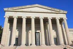 Museum i Washington D C _ Royaltyfria Bilder