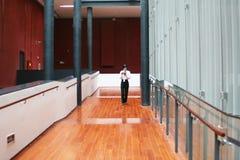 Museum Innen Lizenzfreie Stockbilder