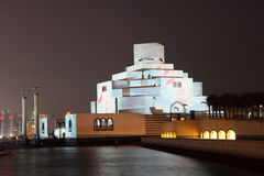 Museum of Islamic Art in Doha Royalty Free Stock Photos
