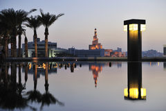 Museum Of Islamic Art, Doha, Qatar royalty free stock photography