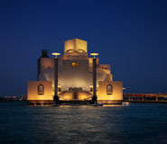 The Museum of Islamic Art in Doha, Qatar Royalty Free Stock Photography