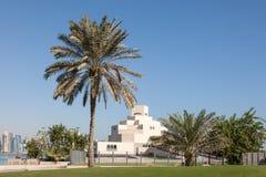 Museum of Islamic Arts in Doha, Qatar Stock Image