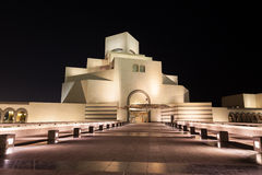 Museum of Islamic Arts in Doha, Qatar Royalty Free Stock Photos