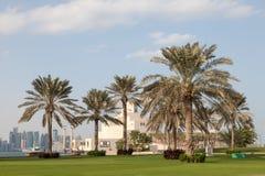 Museum of Islamic Arts in Doha, Qatar Royalty Free Stock Photo