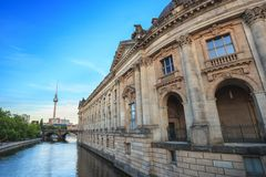 Museum island - Berlin - Germany Royalty Free Stock Photo