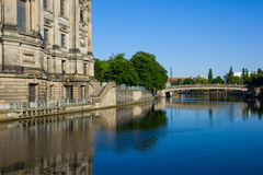 Museum island, Berlin, Germany Stock Photography