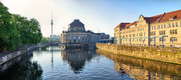 Museum Island in Berlin, Germany Stock Images