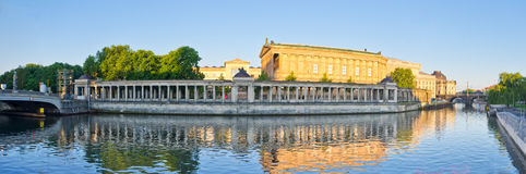 Museum Island in Berlin, Germany Royalty Free Stock Photos