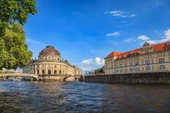 Museum island - Berlin Germany Royalty Free Stock Photos