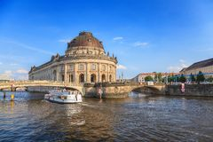 Museum island at Berlin Germany Stock Image