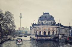Museum island in Berlin, Germany Stock Photos