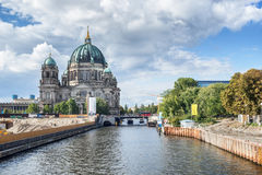Museum island Stock Photography