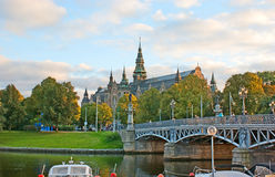 The museum island Royalty Free Stock Photos
