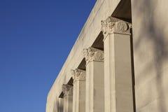 Museum in Jackson Mississippi lizenzfreies stockfoto