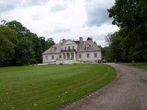 Museum of Jozef Ignacy Krzaszewski in Romanow. Royalty Free Stock Photo
