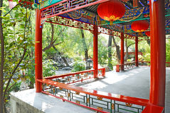 Museum Klingel-Wang-Fu lizenzfreies stockfoto