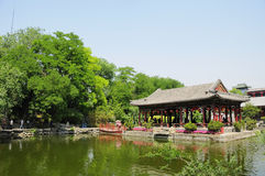 Museum Klingel-Wang-Fu Lizenzfreie Stockbilder