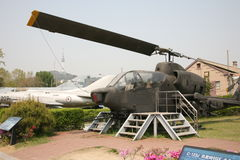 Museum of the Korean war in Seoul Stock Photography