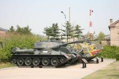 Museum of the Korean war in Seoul Royalty Free Stock Image