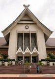 The museum in Kuala Lumpur, malaysia Royalty Free Stock Photos