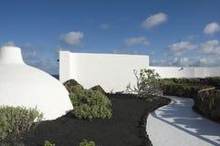 Museum, Lanzarote Royalty Free Stock Photos