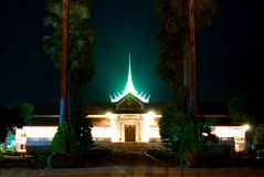 Museum in Lao Stock Photography