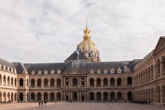 Museum Les Invalides, Paris Stock Photos
