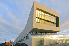 Museum of Liverpool Royalty Free Stock Images