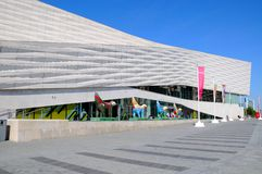 The Museum of Liverpool. Royalty Free Stock Image