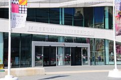 Museum of Liverpool. Stock Photography