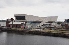 Museum of Liverpool in Liverpool Stock Photography
