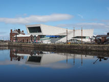 Museum of Liverpool in Liverpool Royalty Free Stock Photography